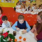 Wigilia integracyjna w Przedszkolu Publicznym nr 34 w Tarnowie
